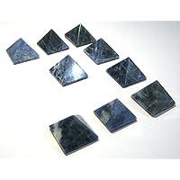 Hervorragende Set von neun Sodalith Mini Pyramiden Crystal Healing Reiki Feng Shui Geschenk metaphysisch Edelstein... preisvergleich bei billige-tabletten.eu