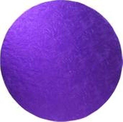 35,6 cm Round Violet pour gâteau (lot de 5)