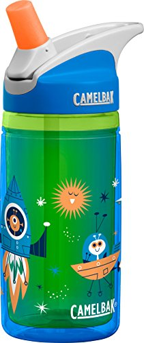 CamelBak eddy Kids Trinkflasche 0.4L isoliert