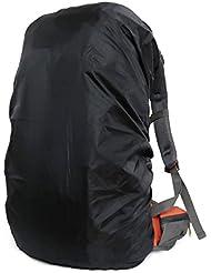 paciffico mochila cubierta de la lluvia,–con 3tamaños, de nailon resistente al agua bolsa para viajar/camping/senderismo mochila bolsa, small