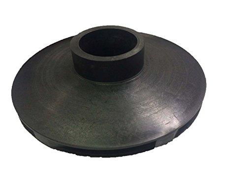 Pentair C105-137P Einphasen-Laufrad für Pool- und Spa-Inground Pumpe Sta-Rite Dura-Glas/Max-E-Glas -