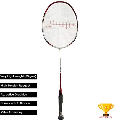 2. Li-Ning G4+ Carbon Graphite Badminton Racquet