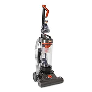 Vax VRS1121 Powermax Pet Upright Vacuum Cleaner - Orange, Grey And Black