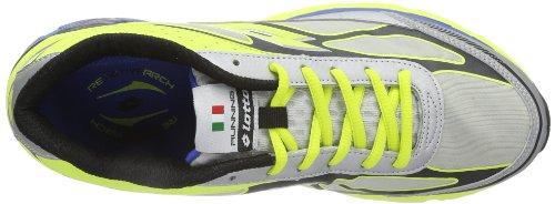 Lotto Rearch Phoenix Ii Neutral, Chaussures de Running Compétition homme Gris - Grau (MET SIL/ACA GRN)