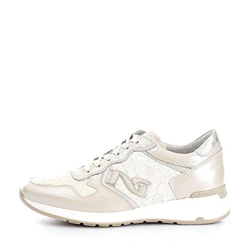 Nero Giardini P717043D Sneakers Donna Avorio