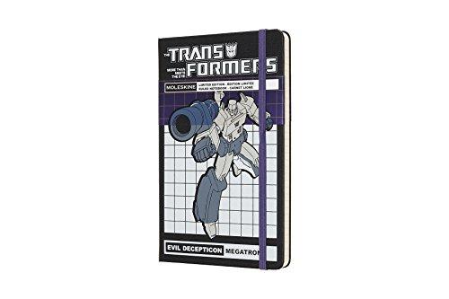Le Notebook Transformers Lg Ruled Megatron Lg