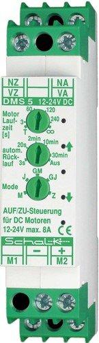 Schalk AUF/ZU-Steuerung DMS 5 12-24V DC Jalousiesteuerung 4046929401104