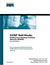 CCNP Self-Study: Building Cisco Multilayer Switched Networks (BCMSN) (2nd Edition) by Richard Froom (2004-04-08)