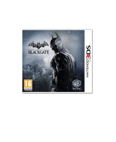 Batman: Arkham Origins Blackgate (Nintendo 3DS)