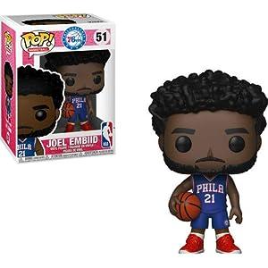 Funko Pop Joel Embiid Philadelphia 76ers (NBA 51) Funko Pop NBA