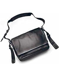 Brooks Barbican Shoulder Bag Schultertasche, BB005A072, Farbe schwarz