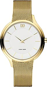 Danish Design Reloj Analogico para Unisex de Cuarzo con Correa en Acero Inoxidable IV05Q1194 de Danish Design