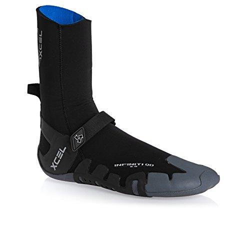 xcel-wetsuits-xcel-infiniti-5mm-2017-round-toe-wetsuit-boots-black-grey