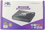 Mk Ultimate Box - Mk Smart Tv Box Version - Intelligent 6k Ultra Hd Media Player Work With Tvs - Projector - P