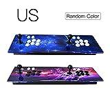 Diuspeed Jeu Poignée, 1147en One Home Arcade Moonlight Box 5S Street Fighter Double Joueur Combat Machine Rocker Handle Game