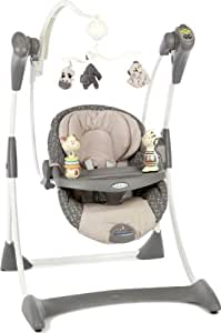 graco balancelle silhouette swing jupiter. Black Bedroom Furniture Sets. Home Design Ideas
