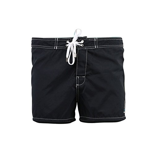 Swim shorts Uomo Banana Moon Huston, Malto Nero