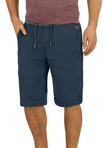 BLEND Claude 20703794 Chino Shorts, Größe:M;Farbe:Navy (70230) - Herren 100% Polyester-fleece