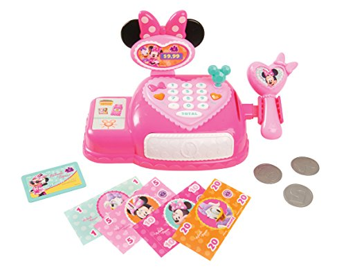 Minnie 's Happy Helfer Bowtique Stempelstift Cash Register