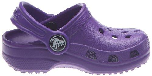 Crocs Classic Kids 1006, Sabot Unisex – Bambini Viola (Ultraviolet)