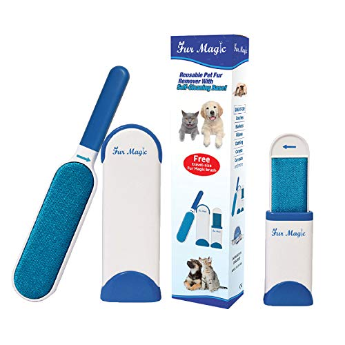 Fur Magic Pet Hair Remover Lint ...