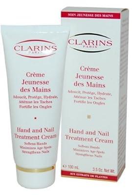 Clarins - Hand & Nail Treatment Cream 100ml - AMC20028
