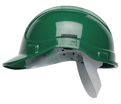 Scott Safety HC300/G/NSB Safety Helmet Unvented without Sweatband, Green