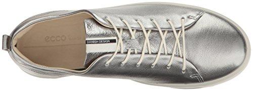 ECCO - Ecco Soft 8 Ladies, Scarpe da ginnastica Donna Silber (1708ALUSILVER)