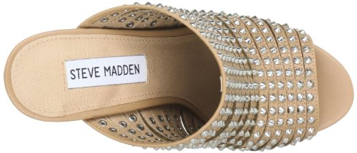 Steve Madden LUCCIOUS 01410034, Zoccoli donna Beige (Beige (Natural 41))