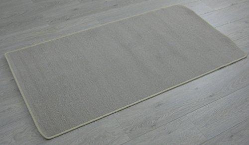 Alfombra Samar, varias dimensiones en los colores beige, beige claro, gris, terra y marrón (200 x 300 cm, beige claro)