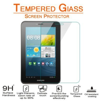 Pes Tempered Glass Screen Protector for Samsung Galaxy Tab 2 7.0 P3100