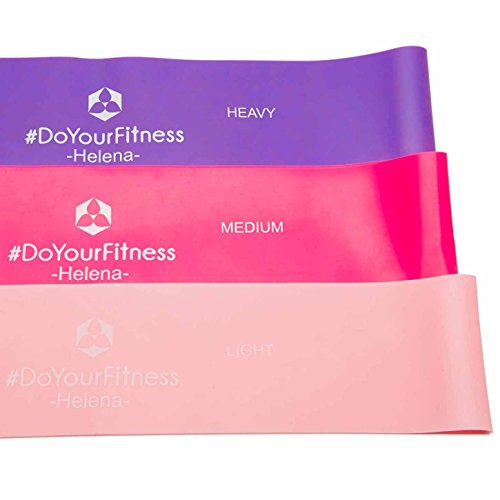 Set Of 3 – Exercise Bands