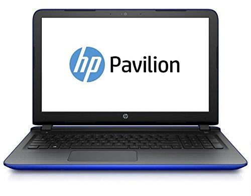 "HP Pavilion 15-Ab249ng 2.3GHz i5-6200U 15.6"" 1366 x 768Pixel Nero, Blu Computer portatile"