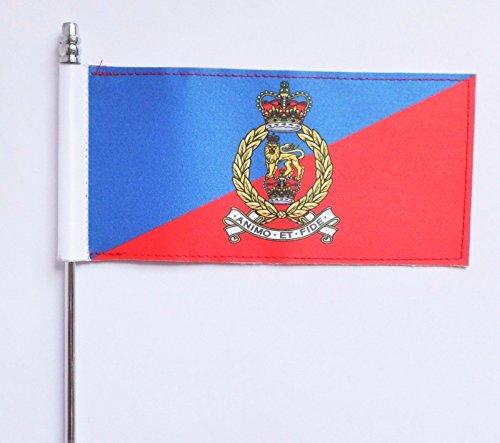 British Army adjutent General Corps Ultimate Tisch Flagge-Offizielle Zulassung Mod Flagge -