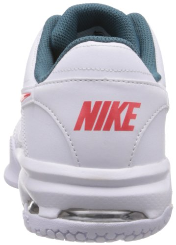 NIKE Air Courtballistec 4.1, Scarpe da tennis uomo Bianco (Weiß (White/Blue/Red 109))