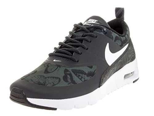 Nike Air Max Thea Se (Gs), Chaussures de Sport Fille, Gris Anthracite