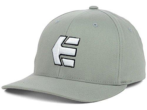 Etnies Icon 5 Flex Baseball Cap S/M Gray