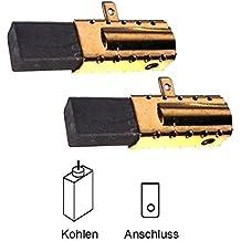 Kohlebürsten Kohlestifte für Bosch GAH 500 DSE 2121 GBH 2 SE 5x8x17mm