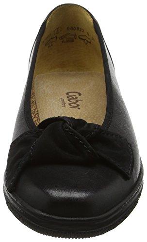 Gabor Shoes 76.403, Scarpe Senza Lacci Donna Nero (51 Schwarz)