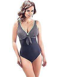 Verano - Damen Badeanzug / Schwimmanzug - VERONICA - Made in EU