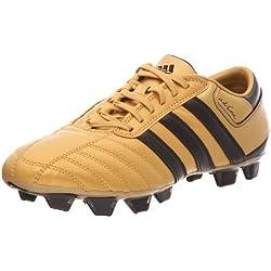 adidas - Botas de fútbol para hombre negro, dorado (or métallique/noir/noir), 40