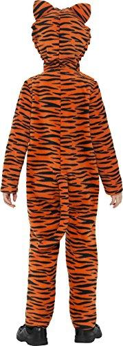 Imagen de tigre  disfraz de niño disfraz  niño  100 113cm  edad 3 4 alternativa
