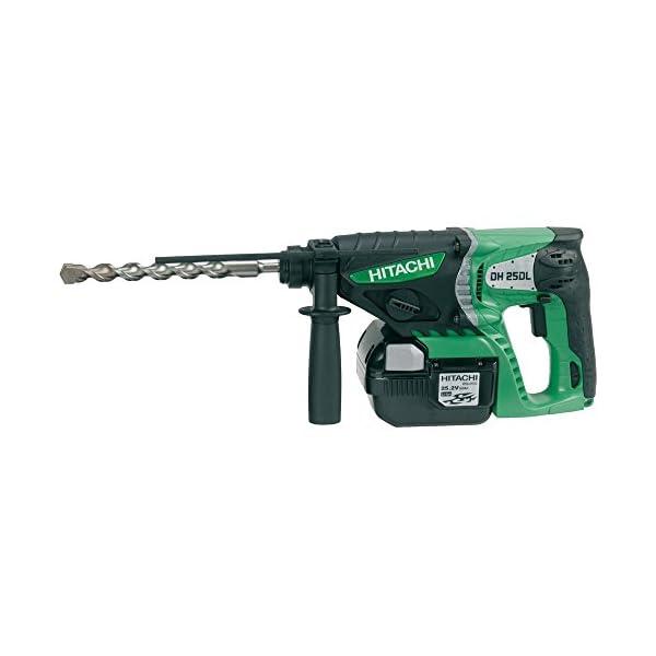 HITACHI DH25DL DL Akku-Bohrhammer 25,2 Volt Li-ion