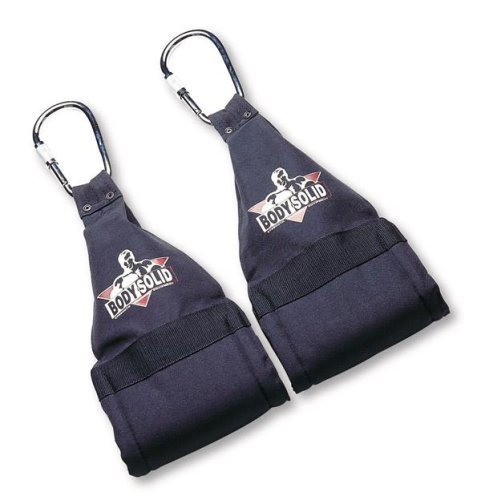 Body Solid AAB2 Gut-Blaster Slings by Body Solid