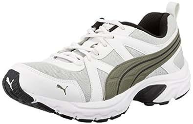 Puma Men's Starling DP White Sports Shoes - 11 UK /India(46EU)