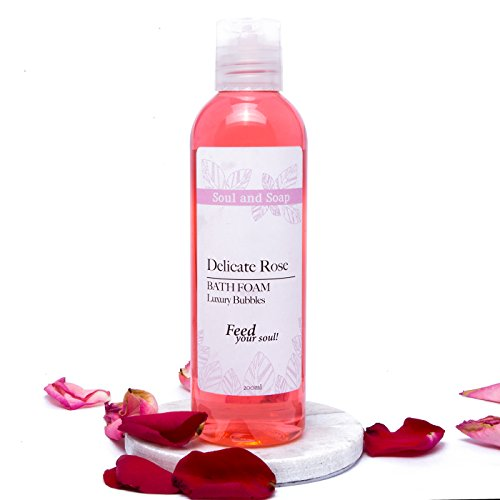 rose-bath-foam-natural-handmade-aromatherapy-sls-free-vegan-home-spa-gift
