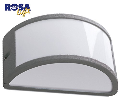 Plafoniera Per Esterno Prezzo : Plafoniera in alluminio pressofuso per esterno ip
