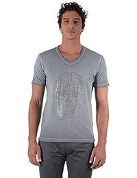 40466b5a3acde9 Amazon.fr   tee shirt tete de mort - S   T-shirts, polos et chemises ...