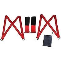 Home-Neat segunda generación Forearm Forklift elevación correas muebles de transporte de la cinturón para la levée de los objetos volumineux