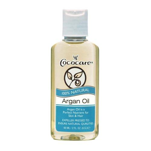 100% naturel marocain Huile dArgan, 2 fl oz (60 ml) - Cococare